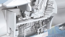 Advanced production technology applied on Modelsvit products