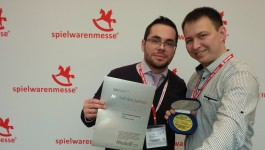 "Modelsvit won ""Model des Jahres"" award at Spielwarenmesse 2018"
