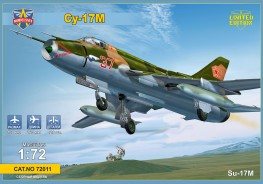 Sukhoi Su-17M Multirole fighter