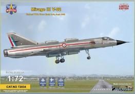 Mirage III V-02 Fastest VTOL ever