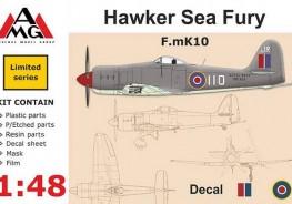 Hawker  Sea Fury F.mK 10
