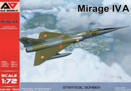 Mirage IV A Strategic bomber (without box)