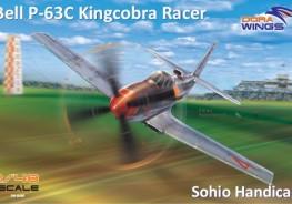 Bell P-63C Kingcobra Racer