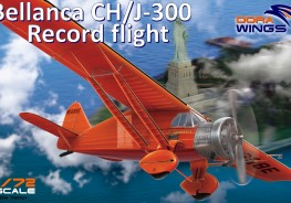 "Bellanca CH/J-300 ""Record flights"""