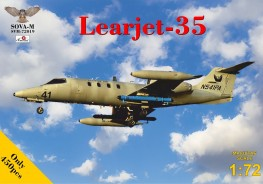 Learjet 35 (re-release)