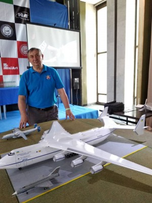 """An-225 """"Mriya"""" to be released in March 2020"""