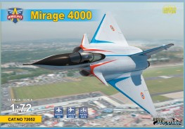 Scale model  Mirage 4000 (re-release)