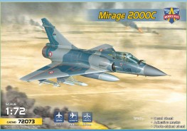 Mirage 2000C multirole jet fighter